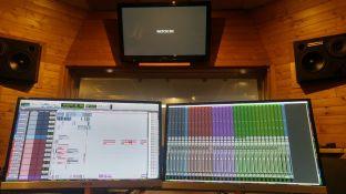 Studio Control Room 3